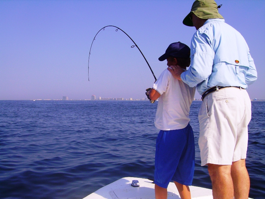 Welcome for Alabama fishing charters