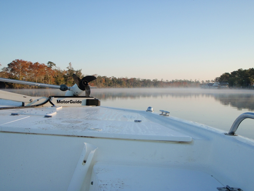 December 2009 inshore fishing forecast for alabama gulf for Fishing in mobile al